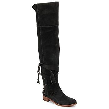 鞋子 女士 绑腿 See by Chloé FLIROL 黑色