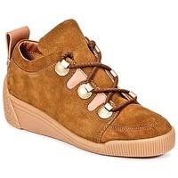 鞋子 女士 球鞋基本款 See by Chloé FLAVI 棕色