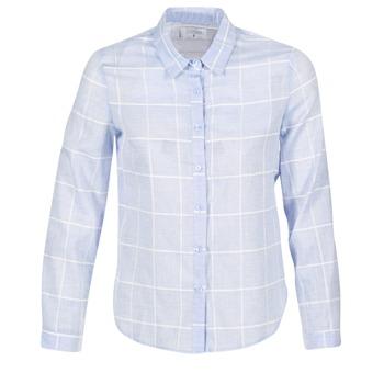 衣服 女士 襯衣/長袖襯衫 Casual Attitude GAMOU 藍色 / 白色