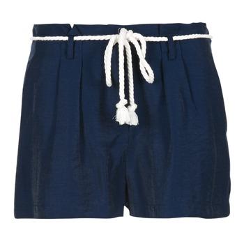 衣服 女士 短裤&百慕大短裤 Casual Attitude IGRETTE 海蓝色