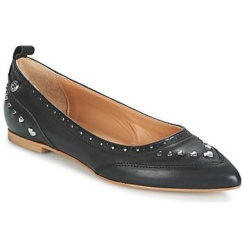 鞋子 女士 平底鞋 Love Moschino JA11010G14 黑色