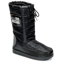 鞋子 女士 雪地靴 Love Moschino JA24212G04 黑色