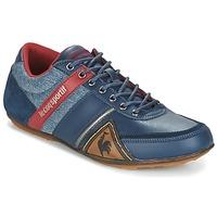 鞋子 男士 球鞋基本款 Le Coq Sportif 乐卡克 ANDELOT S LEA/2TONES 蓝色 / 红色