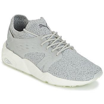 鞋子 男士 球鞋基本款 Puma 彪马 BLAZE CAGE EVOKNIT 灰色