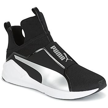 鞋子 女士 高帮鞋 Puma 彪马 FIERCE core 黑色