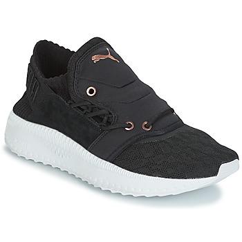 鞋子 女士 球鞋基本款 Puma 彪马 Tsugi SHINSEI WN S 黑色