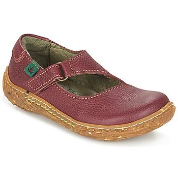 鞋子 女孩 短筒靴 El Naturalista NIDO 波尔多红