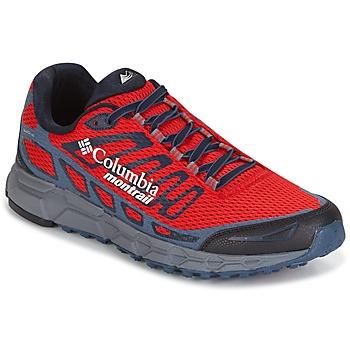 鞋子 男士 跑鞋 Columbia 哥伦比亚 BAJADA III 红色