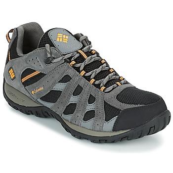 鞋子 男士 登山 Columbia 哥伦比亚 REDMOND WATERPROOF 黑色