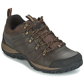 鞋子 男士 多项运动 Columbia 哥伦比亚 PEAKFREAK VENTURE WATERPROOF 棕色