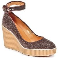 鞋子 女士 高跟鞋 Castaner QUINTAY 棕色