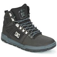 鞋子 男士 高帮鞋 DC Shoes SPARTAN HIGH WR 黑色 / 灰色