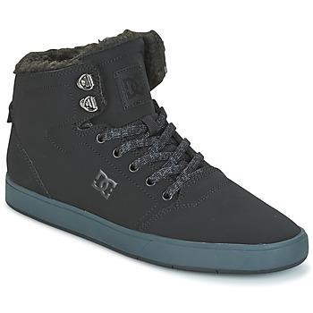 鞋子 男士 高帮鞋 DC Shoes CRISIS HIGH WNT 黑色 / 灰色