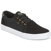 鞋子 男士 球鞋基本款 DC Shoes COUNCIL SD 黑色 / 卡其色