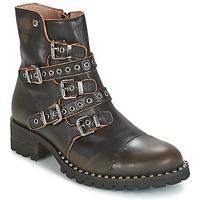 鞋子 女士 短筒靴 Dkode UMBRIA-BLACK-001 黑色