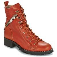 鞋子 女士 短筒靴 Dkode UDELE-OCRE-008 驼色