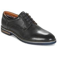 鞋子 男士 德比 Salamander VASCO-AW 黑色