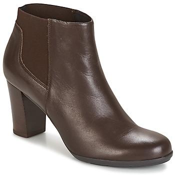 鞋子 女士 短靴 Geox 健乐士 D ANNYA 棕色
