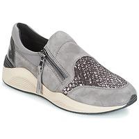 鞋子 女士 球鞋基本款 Geox 健乐士 D OMAYA 灰色