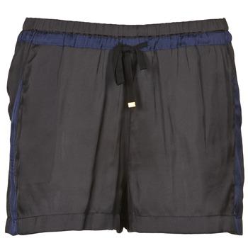 衣服 女士 短裤&百慕大短裤 Naf Naf 娜芙娜芙 KAOLOU 黑色