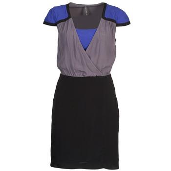 衣服 女士 短裙 Naf Naf 娜芙娜芙 LYFAN 黑色 / 灰色 / 藍色