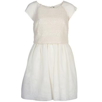 衣服 女士 短裙 Naf Naf 娜芙娜芙 LYMELL 白色