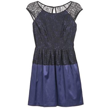 衣服 女士 短裙 Naf Naf 娜芙娜芙 LYLITA 黑色 / 海藍色