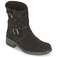 鞋子 女士 短筒靴 Naf Naf 娜芙娜芙 XHNX70A18 黑色