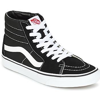 鞋子 高帮鞋 Vans 范斯 SK8 HI 黑色 / 白色