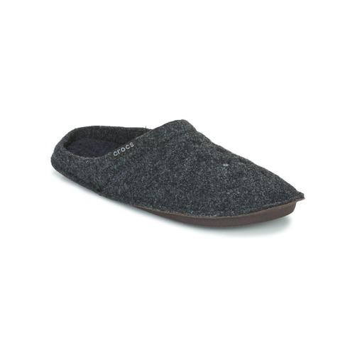 鞋子 拖鞋 crocs 卡骆驰 CLASSIC SLIPPER 黑色