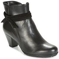 鞋子 女士 短靴 Gabor 嘉宝 KAPITI 黑色