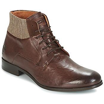 鞋子 男士 短筒靴 Kost CRIOL V3 棕色