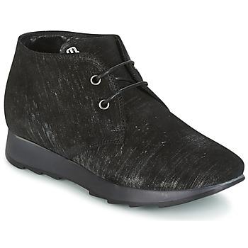鞋子 女士 短筒靴 Maruti GIULIA 黑色
