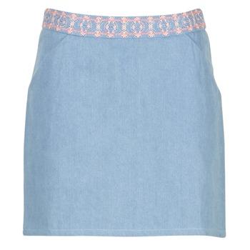 衣服 女士 半身裙 Yurban  蓝色