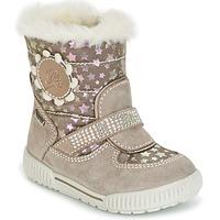 鞋子 女孩 短筒靴 Primigi TITI-E GORE-TEX 米色
