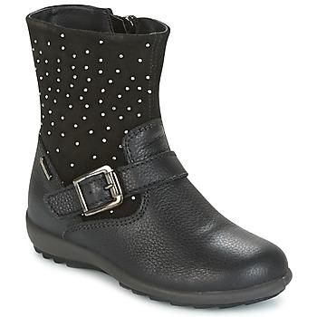鞋子 女孩 都市靴 Primigi PCIGT 8569 黑色