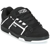 鞋子 男士 球鞋基本款 DVS COMANCHE 黑色 / 白色