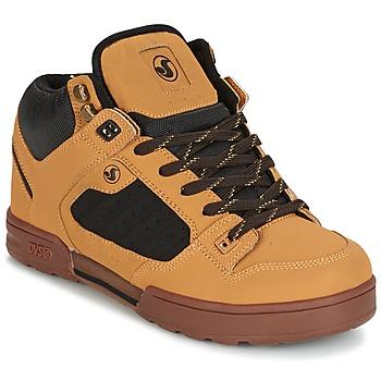 鞋子 男士 高帮鞋 DVS MILITIA BOOT 棕色