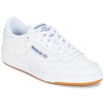 鞋子 球鞋基本款 Reebok Classic CLUB C 85 白色