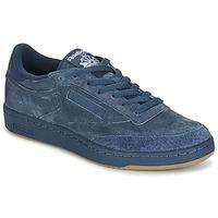 鞋子 球鞋基本款 Reebok Classic CLUB C 85 SG 蓝色
