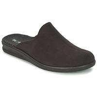 鞋子 男士 拖鞋 Romika PRASIDENT 445 黑色