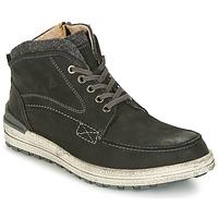 鞋子 男士 短筒靴 Josef Seibel EMIL 12 黑色