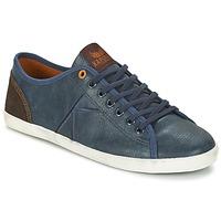 鞋子 男士 球鞋基本款 Kaporal KAOANY 海蓝色