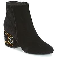 鞋子 女士 短靴 Café Noir GIROU 黑色
