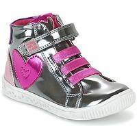 鞋子 女孩 高帮鞋 Agatha Ruiz de la Prada 阿嘉莎·鲁兹·德 FLOW