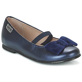 鞋子 女孩 平底鞋 Garvalin GARDEN 蓝色
