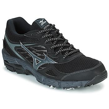 鞋子 女士 跑鞋 Mizuno 美津浓 WAVE KIEN 4 G-TX (W) 黑色