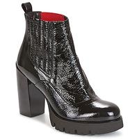 鞋子 女士 短靴 Now NAPLAK 黑色