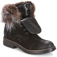 鞋子 女士 短筒靴 Now BIANCA III 黑色