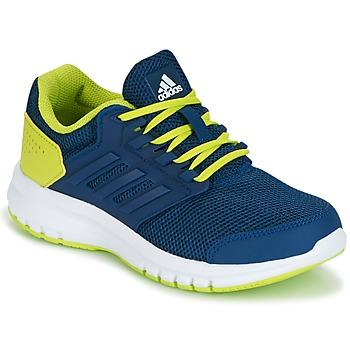 鞋子 男孩 跑鞋 adidas Performance 阿迪达斯运动训练 GALAXY 4 K 蓝色